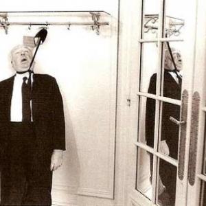 7: Alfred Hitchcock en 1959