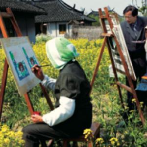 Centre culturel de Chine. china-xuan-tan