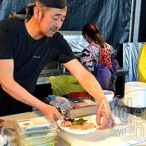 le Chef Nakahara (le Shinano, de Paris) - Epicuriales 2015-photo-5028