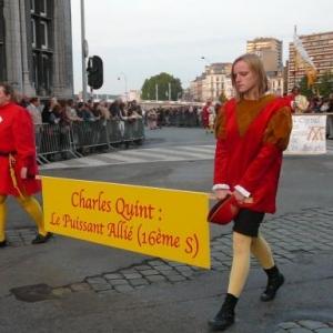 Charles Quint, le puissant Allie