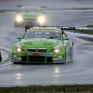 Maxime Martin triomphe au volant de l'Alpina B6 GT3 officielle !