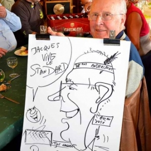 Caricature Jose Michel-4438