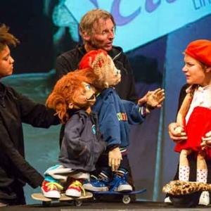 Houffalize festival de la marionnette 2016