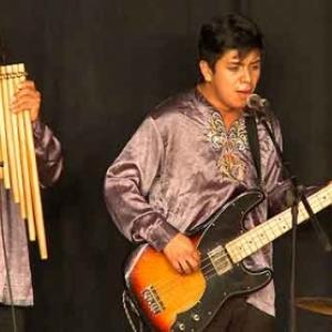Conjunto de Danza Folklorica Expresion Latino Americana, de Cuenca, en Equateur video 2