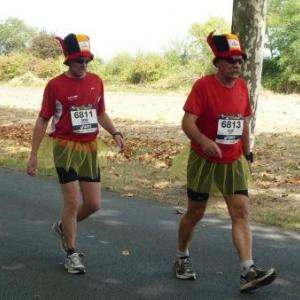 Deux Belges parmi les 263 compatriotes participants