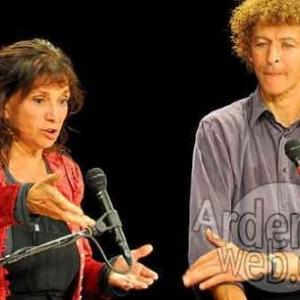 Eve Bonfanti et Yves Hunstad