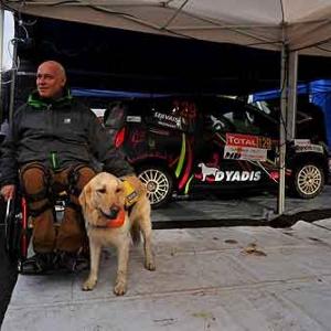 Babeth FAGNANT et Dona SERVAIS au championnat de Belgique des rallyes