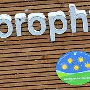 Chlorophylle is de eerste toeristische attractie