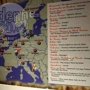 Nains et nutons de notre belle Ardenne au Musée en Piconrue de Bastogne.