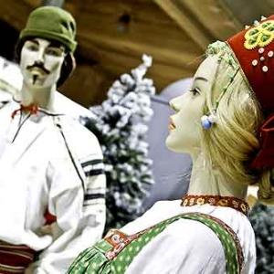 NOEL en Russie des Tsars de LIEGE