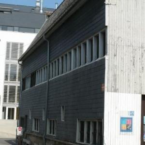 Facade laterale de la Hore Kinon