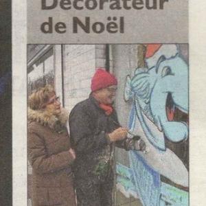 Republicain Lorrain article de Gerard BERRON  22-11-2014