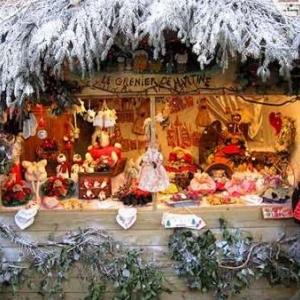 Village de Noël de Liège
