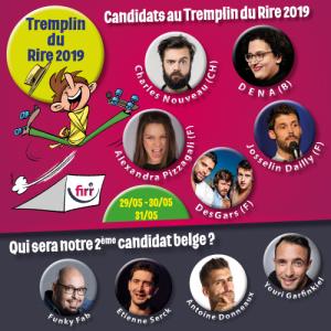 Tremplin du Rire 2019