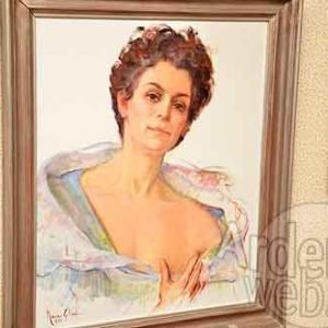 auto-portrait de Marie-Elise-2165
