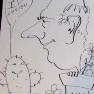ING - caricature 8166