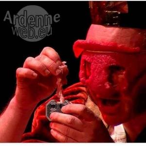 Stephane Georis dans Richard, le Polichineur d Ecritoire