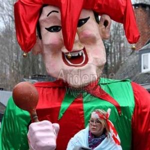 Carnaval de La Roche 2015 - 4452