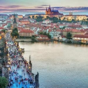 du 30 juin au 7 juillet 2018 : Prague et la Boheme du sud