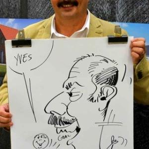 caricature JUMATT-6959