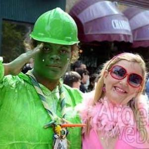 La patro au Carnaval du Soleil- video 03