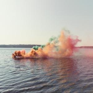 Filippo Minelli Silence Shapes Lac de l'Eau d'heure