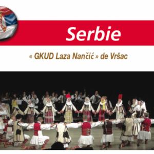 GKUD Laza Nanc ic, Serbie