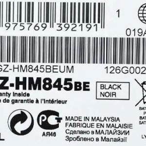 497 = made in Japon et non Malaisie