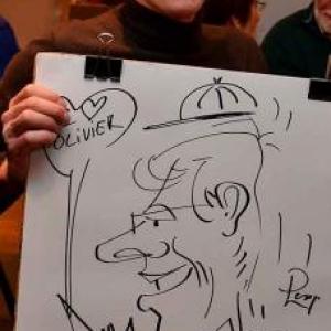 Caricaturiste pour les 60 ans de Marc - photo 1744