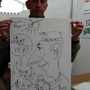wellin caricature  2720