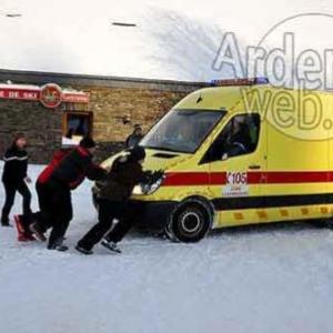 Ski en langlauf in de Ardennen-138
