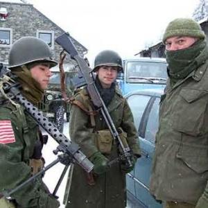 Bihain Marche de la 83eme Division d Infanterie- photo 5508