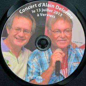 DVD avec Alain Delorme et Jean-Lou