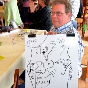 Caricature Jose Michel-4456