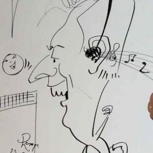 ING - caricature 8191
