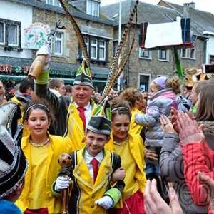 carnaval de La Roche-en-Ardenne -photo 4099