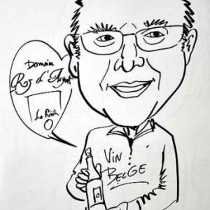 Caricature, La Cave du Roy-3318