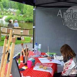 Achouffe, village des artistes 2017-photo 3688