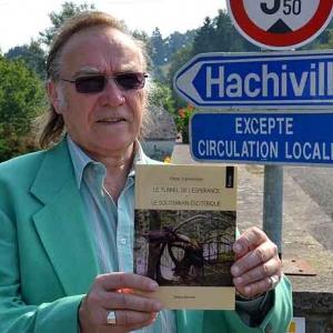 Pierre Vanhemelen et son livre