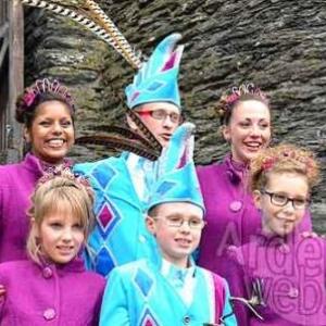 Marc III prince carnaval de La Roche en Ardenne 2012