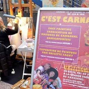 Auchan caricature pour le carnaval du Luxembourg-6877