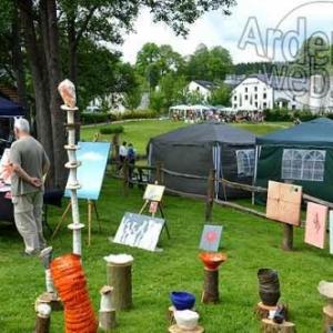 Achouffe, village des artistes 2017-photo 3782