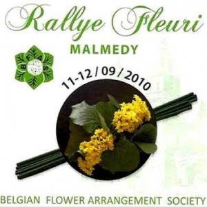 Belgian flower arrangement society