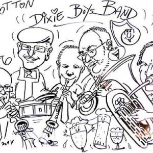 caricature minute Hotton
