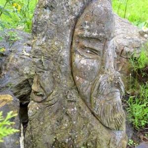 Engreux route des sculptures 9275
