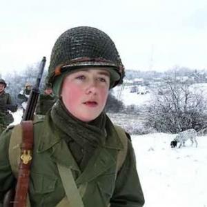 5566-Bihain Marche de la 83eme Division d Infanterie