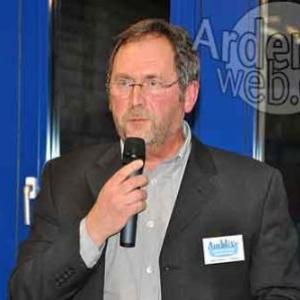Jean-Pol Bleus, President CRA