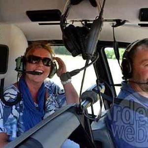 vol en helicoptere Barvaux Durbuy
