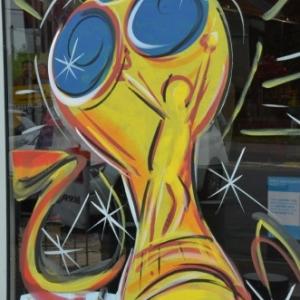 Les Diables Rouges pour le Mondial 2018 en caricature