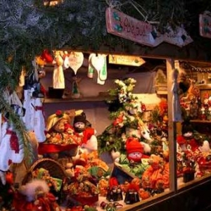 Le Village de Noël de Liège
